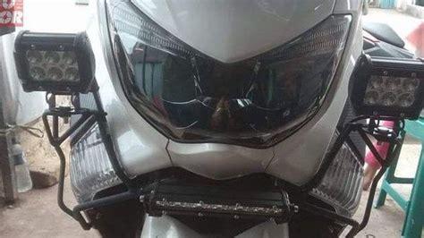 cocok  touring crash guard  yamaha nmax