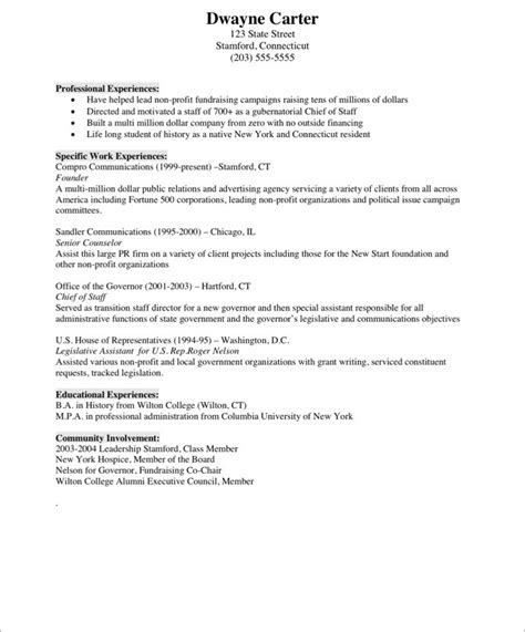 exle of highlights in resume resume ixiplay free resume sles