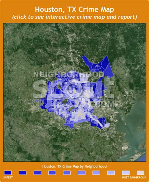 houston crime heat map houston tx crime rates and statistics neighborhoodscout