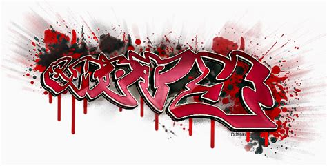 design a graffiti logo logo graffiti empty 4 djmiki design by mikidesignr on