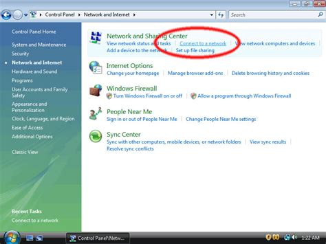 connect to how to configure a vpn connection using windows vista