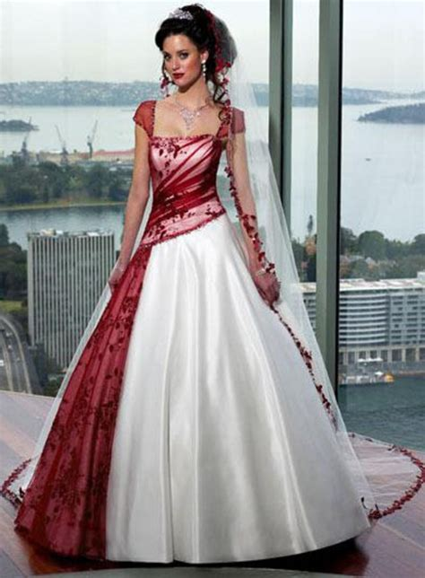 Wedding Dresses Not White by Non White Wedding Dresses Pictures Ideas Guide To Buying