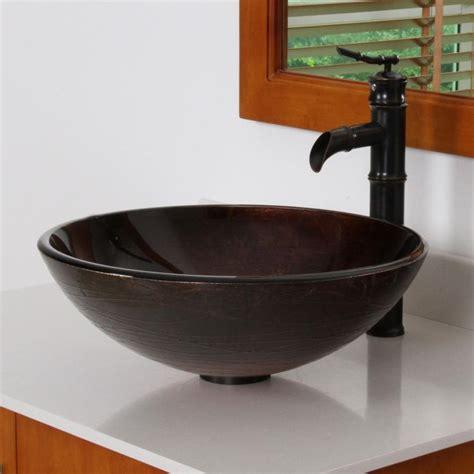 elite vessel sink installation elite rubbed bronze mounting ring for vessel sink