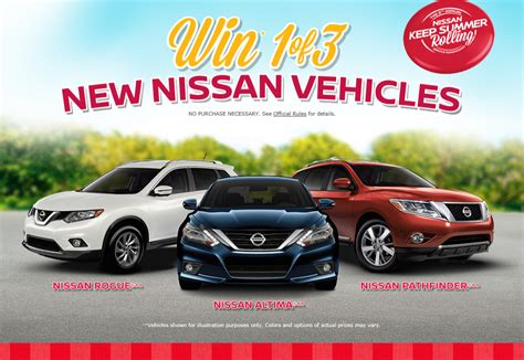 Sweepstakes September 2017 - nissan s summer sweepstakes 2017 giveaway gorilla