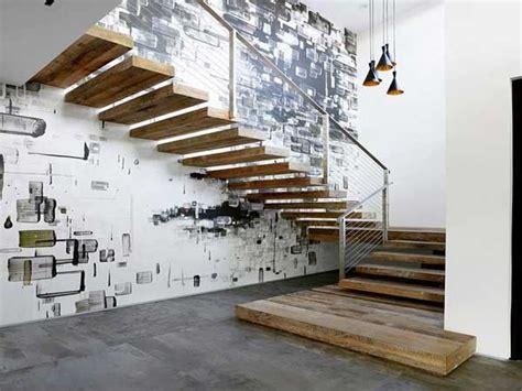 Deco Cage D Escalier by Cage D Escalier 20 Id 233 Es D 233 Co Pour Un Bel Escalier