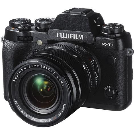 digital mirrorless fujifilm x t1 mirrorless digital with 18 55mm 16421555