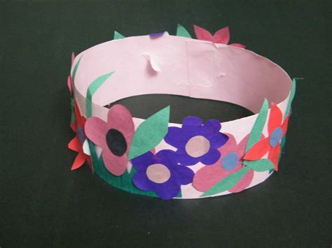 crown craft for princess crown crafts for