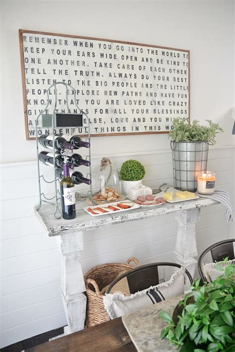 diy simple dining room buffet dining rooms how to