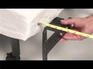 leggett amp platt prodigy adjustable base headboard bracket