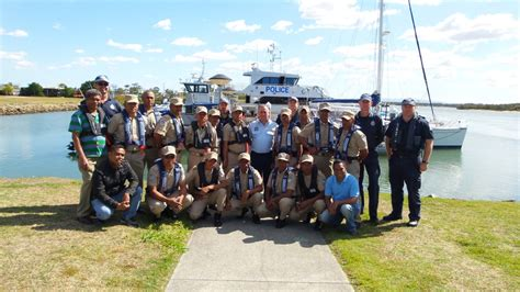 boat safety inspector training officers from east timor complete water police training