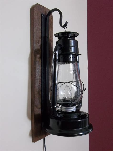 Lantern Wall Sconce Indoor by Rustic Electric Lantern Wall Sconce Bathroom Lights