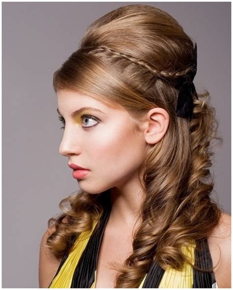 Eid Hairstyle 2018 for Young Girls