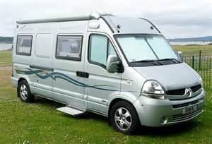 Renault Motorhomes Motorholme Hire 2 3 4 Berth Motorhomes In The