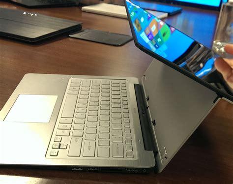 Sony Vaio Multi Flip 13 sony s new vaios include flip convertible laptops tap 11