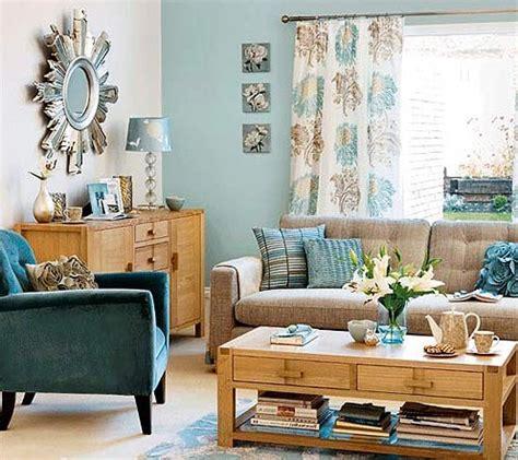 Blue Living Room Green Kitchen Fotos De Salas Decoradas Modernas Ideas Para Decorar