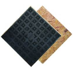 dricore 7 8 in x 2 ft x 2 ft dricore subfloor panel cdgnus750024024 the home depot