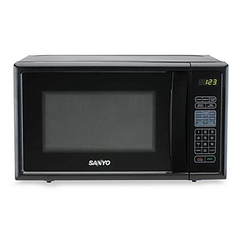 microwave bed bath and beyond sanyo compact microwave oven bed bath beyond