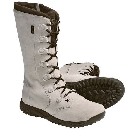 womens snow boots teva vero winter boots for 4419g save 36