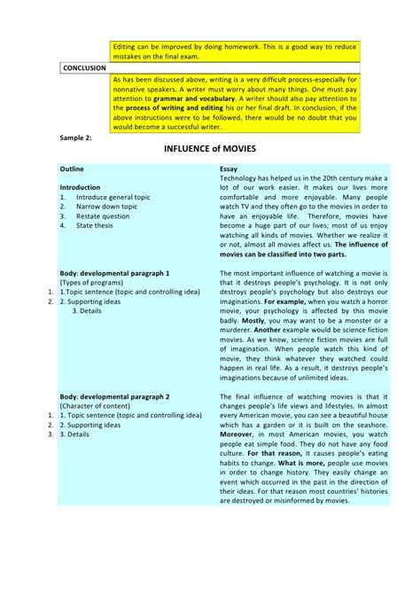 introduction global warming essay writing discursive compositions