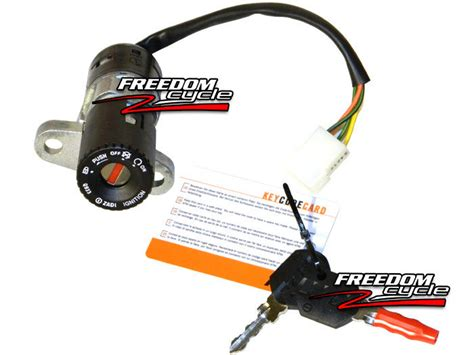 Ktm Ignition Switch 98 09 Ktm 400 620 640 690 950 Duke Supermoto Lc4 Smc