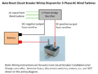 12v 30 amp automatic reset circuit breaker