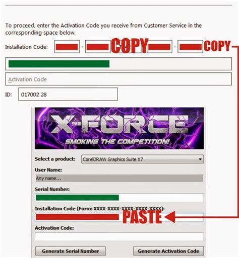 jalan tikus corel draw x7 cara mendapatkan serial number corel draw x7 keygen free