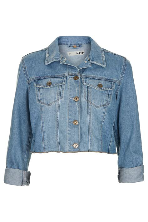 Are Jean Jackets In Style For Spring 2014 Newhairstylesformen2014   cropped denim jackets for spring summer wardrobelooks com
