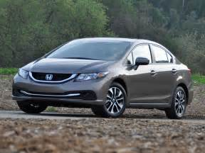 Honda Civic Reviews 2015 2015 Honda Civic Test Drive Review Cargurus