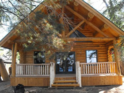 log cabin weekends away