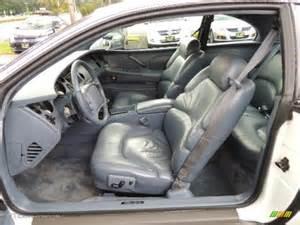1995 Buick Riviera Interior Gray Interior 1995 Buick Riviera Coupe Photo 69794851