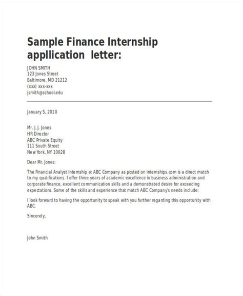 application letter for internship in hospital 46 application letter exles sles pdf doc