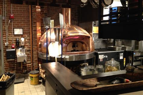 Home Decor Contemporary wood fired oven in the backroom waltham ma photo from