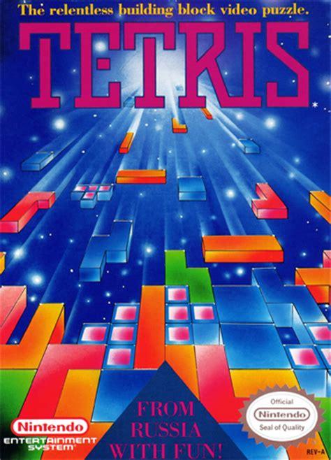 emuparadise tetris tetris usa unl rom