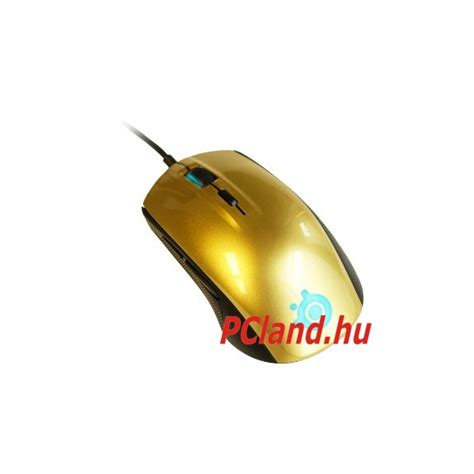Steelseries Rival 100 Alchemy Gold steelseries rival 100 alchemy gold arany gamer eg 233 r