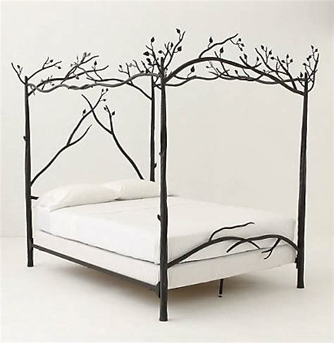 Iron Canopy Bed Frame by Sleep Like Royalty In One Of These 5 Luxury Canopy Beds