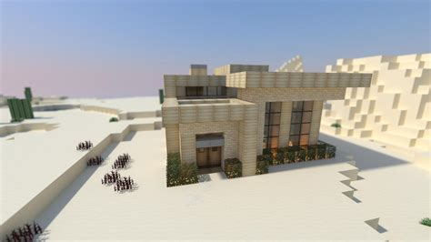 ancient middle eastern homes with flat roofs realistic modern minecraft houses minecraft