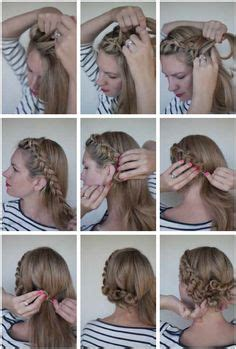 step by step guide to a beauitful hairstyle 1000 images about beautiful hairstyles on pinterest