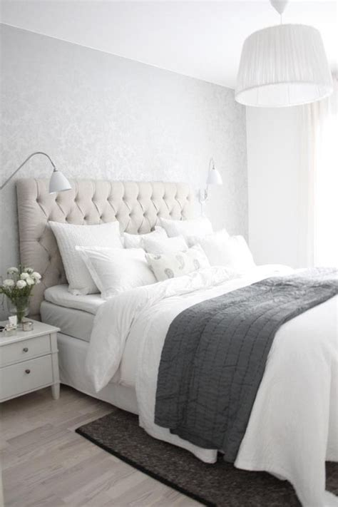 25 best ideas about white grey bedrooms on