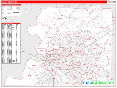 zip code map for memphis tn zip code map shelby county tn zip code map