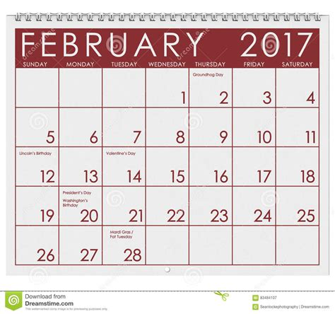 Calendar 2018 Valentines Day 2017 Calendar Month Of February With S Day