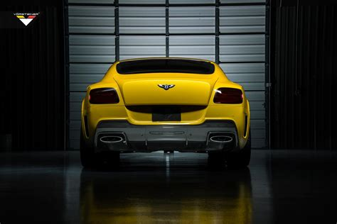 bentley vorsteiner vorsteiner bentley continental gt coupe v8 aero deck lid