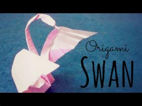 Origami Swan Tutorial - origami swan ho 224 ng tiến quyết tutorial kao