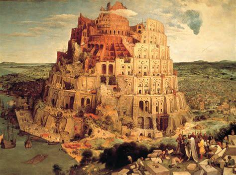 imagenes reales de la torre de babel egoteca del antip 193 tico la torre de babel