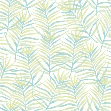 leaf pattern motif rasch paradise palm leaf pattern tropical floral wallpaper