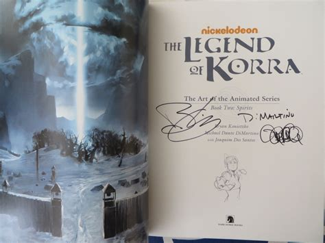 of atari signed edition books michael dimartino bryan konietzko autographed legend of