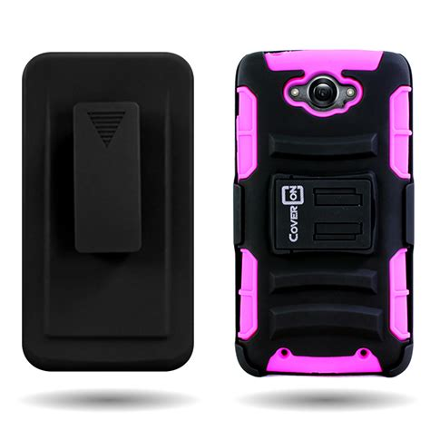 rugged phone cases rugged belt clip holster combo hybrid phone cover for motorola droid turbo ebay