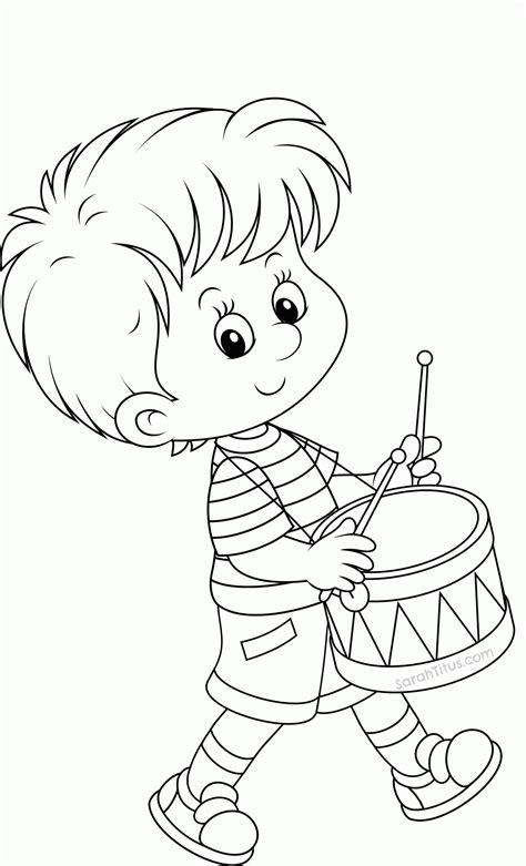 boys coloring pages a coloring page of a boy coloring home