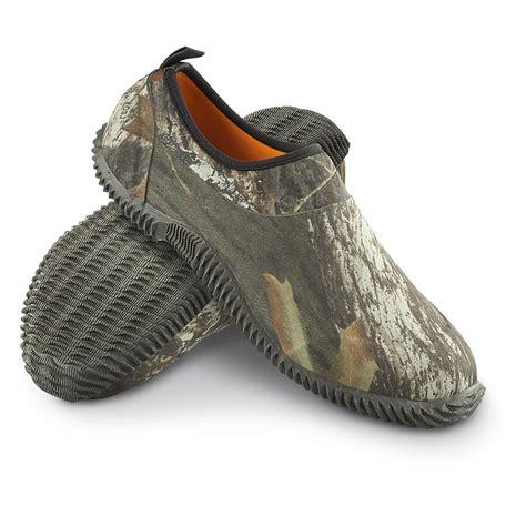 camo mens shoes s tamarack 174 neoprene shoes camo 192518 rubber