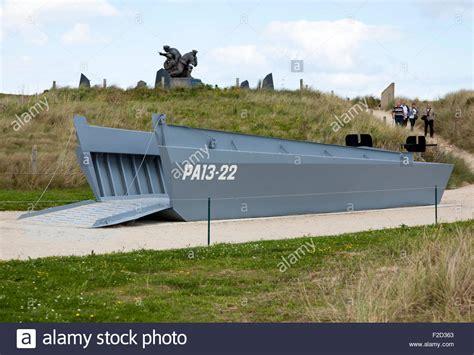 higgins boat monument the higgins boat memorial utah beach normandy france