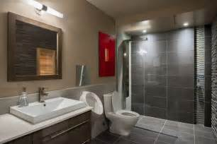 Contemporary Bathroom Design 24 basement bathroom designs decorating ideas design